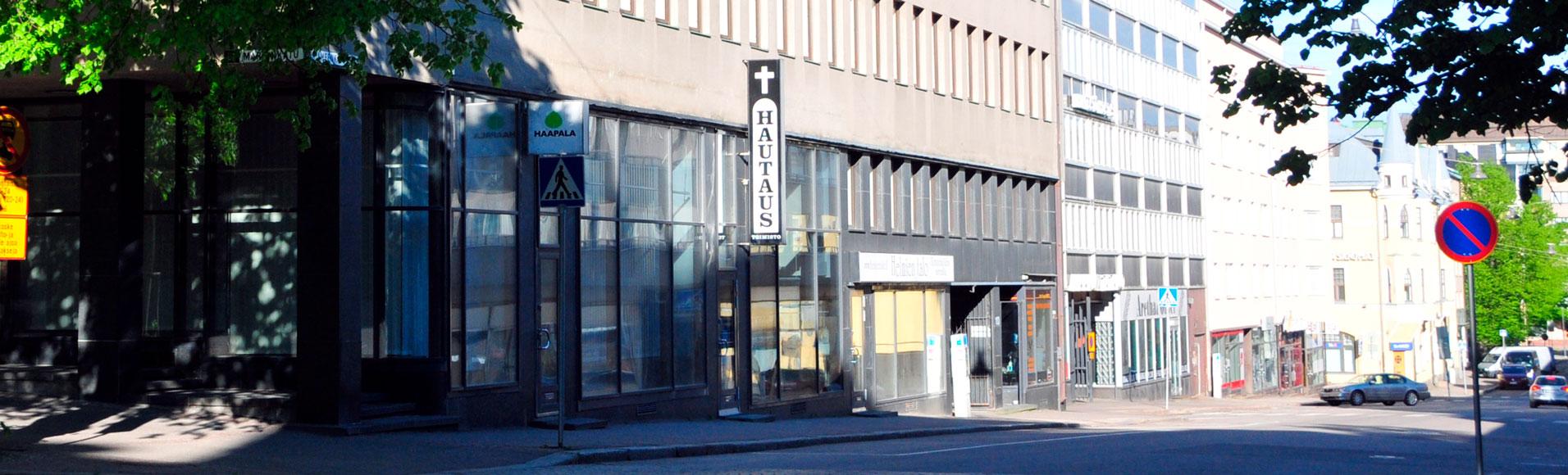 Hautaustoimisto Lahti